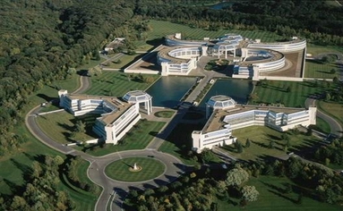 Production ECS siège social de Bouygues